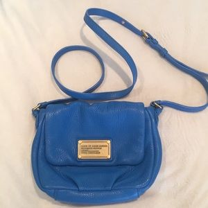 Marc by Marc Jacobs small leather crossbody